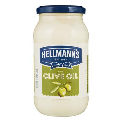 Hellmann's Saus met olijfolie