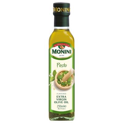 Monini Extra vierge olijfolie met pesto
