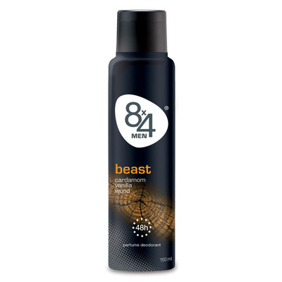 8x4 Beast spray (for men)