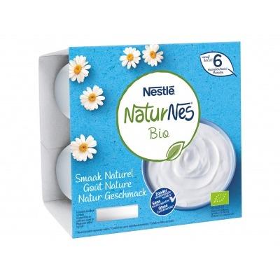 Nestlé Naturnes fruithapje mixed 4 fruits