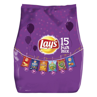 Lay's Fun mix