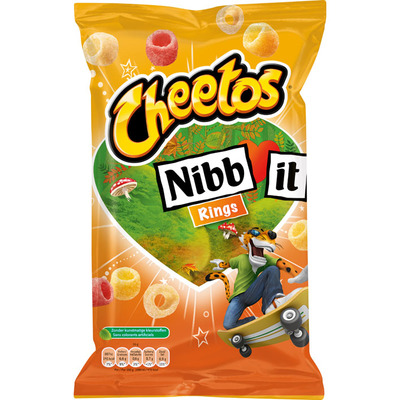 Cheetos Nibb-it rings