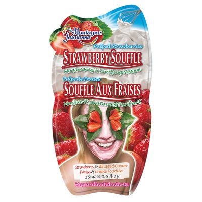 Montagne Jeunesse Gezichtsmasker strawberry souffle