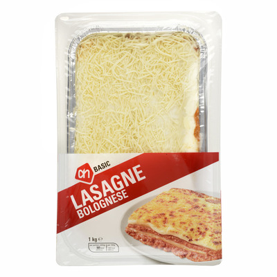 AH BASIC Lasagne bolognese