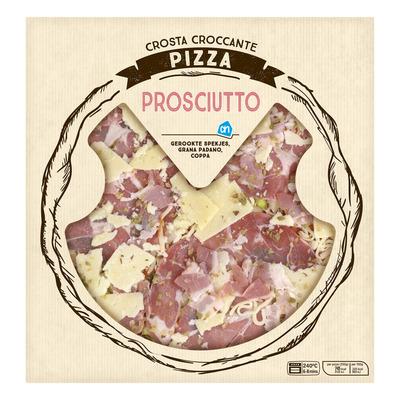 AH Pizza prosciutto