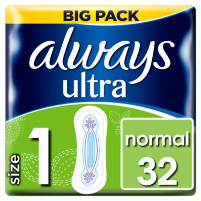 Always Maandverband Ultra Normal 32x
