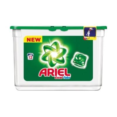 Ariel Excel tabs regular wascapsules 13 wasbeurten