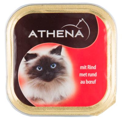 Athena Kattenvoer kuipje rundvlees
