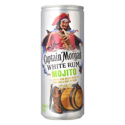Captain Morgan Witte rum mojito