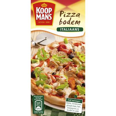Koopmans Mix voor pizzabodem Italiaans