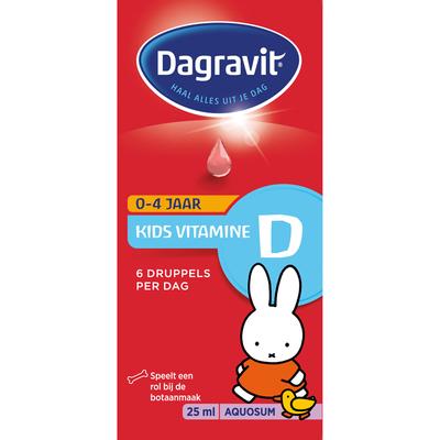 Dagravit Vitamine D druppels