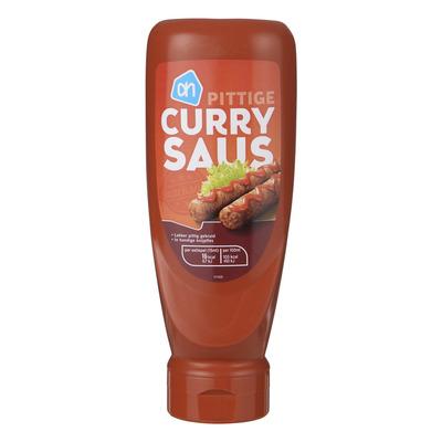 Huismerk Currysaus