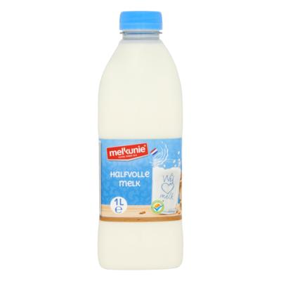 Melkunie Halfvolle Melk 1 L Fles