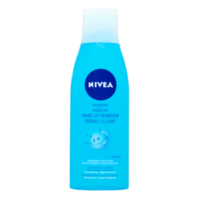 Nivea Essentials Wash Off Make-up Remover
