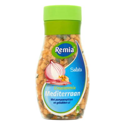 Remia Salata Croutonmix Mediterraan