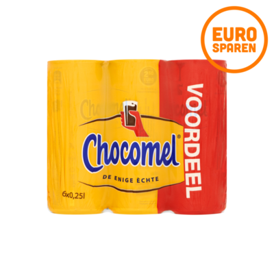 Chocomel Vol Blik Multipack