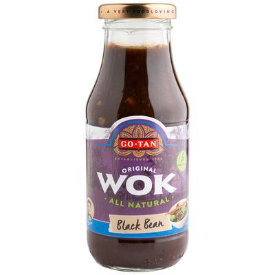 Go-Tan Original wok black bean