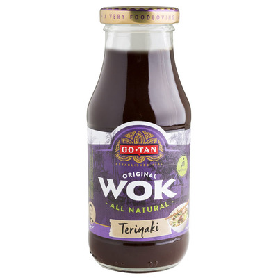 Go-Tan Original wok teriyaki
