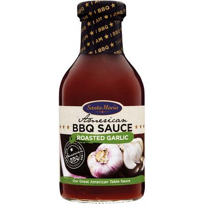 Santa Maria Grill & bbq saus roasted garlic