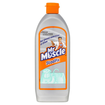 Mr Muscle Staalfix