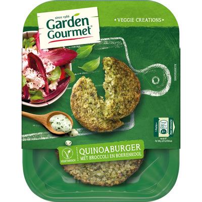 Garden Gourmet Vegetarische quinoaburger