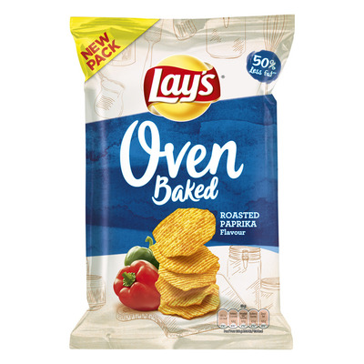 Lay's Oven roasted paprika
