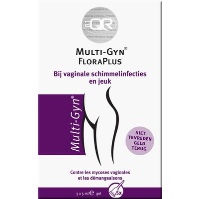 Multi-Gyn Flora plus, tube