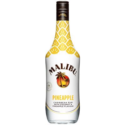 Malibu Caribbean rum coconut & pineapple