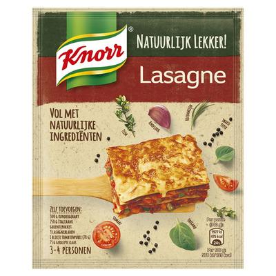 Knorr Natuurlijk lekker lasagne