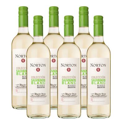 Norton 6x Colección Sauvignon Blanc