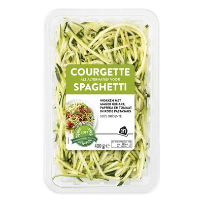 AH Courgette spaghetti