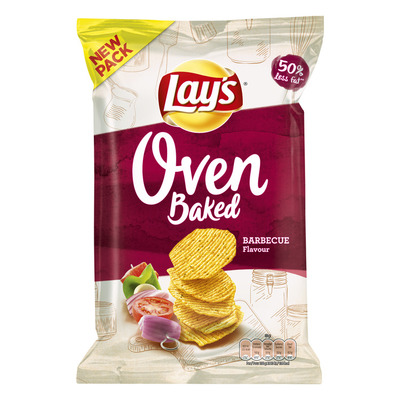 Lay's Oven barbecue