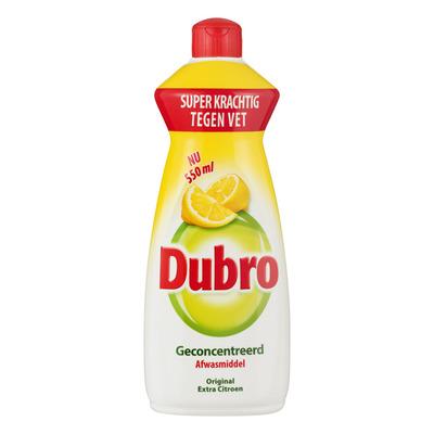 Dubro Afwasmiddel orginal extra citroen