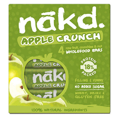 Nakd Apple crunch