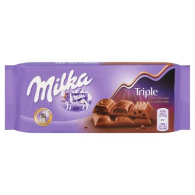 Milka ***Triple Chocolade