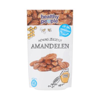 Healthy People Honing Zeezout Amandelen