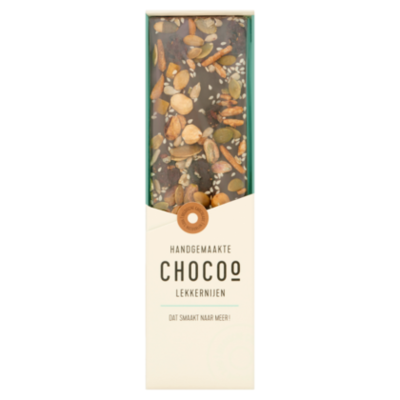 Chocoo Reep melk karamel zeezout