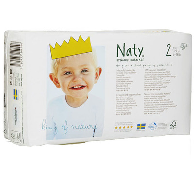 Nature Babycare Luiers 2 mini