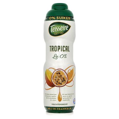 Teisseire Tropical 0% suiker