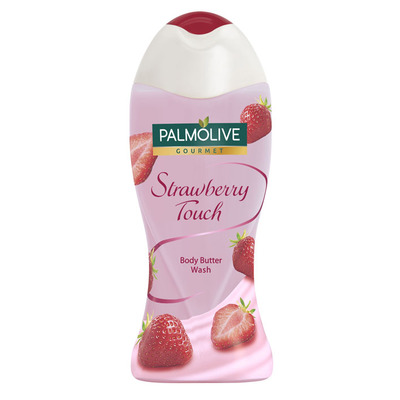 Palmolive Gourmet strawberry touch douchemelk