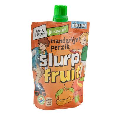 Servero Slurpfruit bio 100% fruit mandarijn
