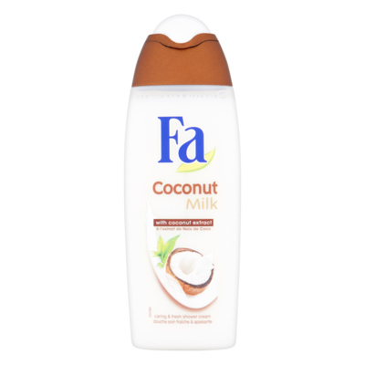 Fa Shower Cream Coconut Milk