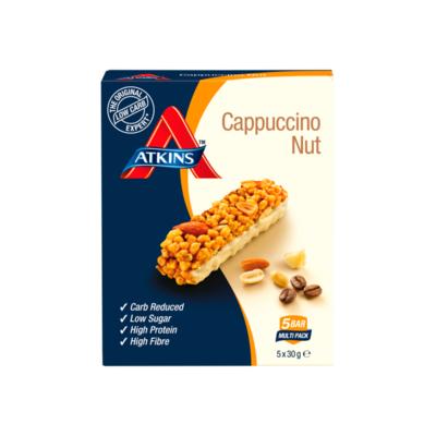 Atkins Cappuccino Nut Multi Pack