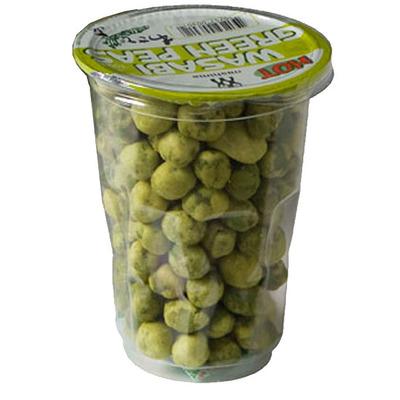 Mishima Japans wasabi green peas