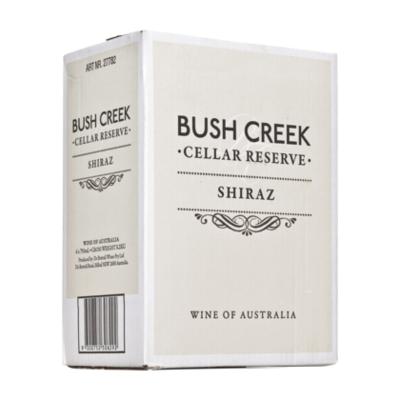 Bush Creek Réserve Shiraz