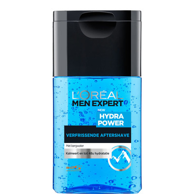 L'Oréal Men hydra power aftershave