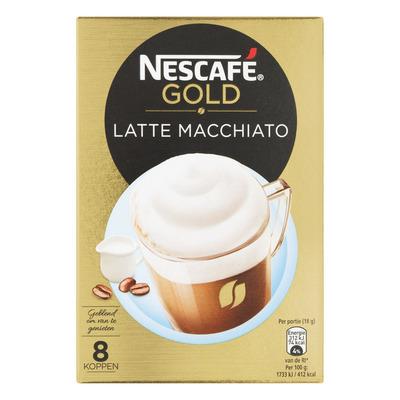 Nescafé Gold latte macchiato