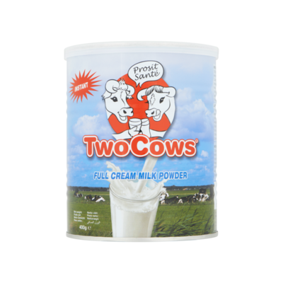 Two Cows Instant Volle Melkpoeder