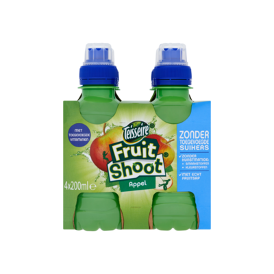 Fruit Shoot Appel 0%
