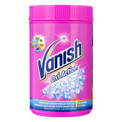 Vanish Oxi action pink voordeelpot